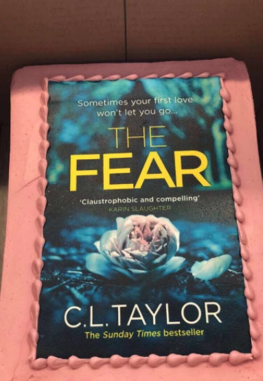 the fear cake