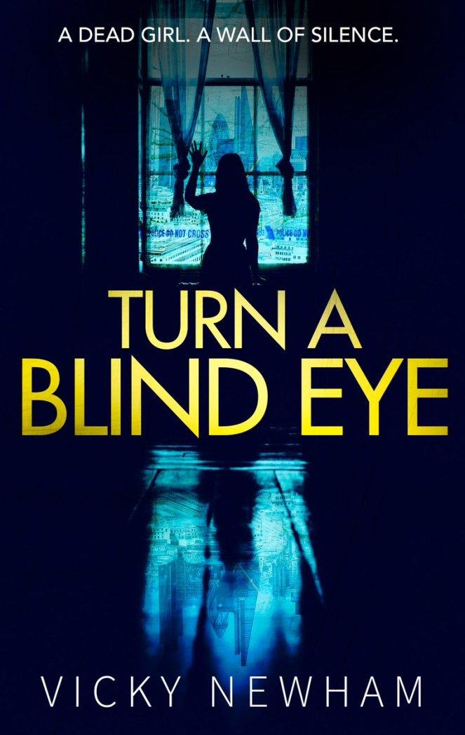 turn a blind eye vicky newham