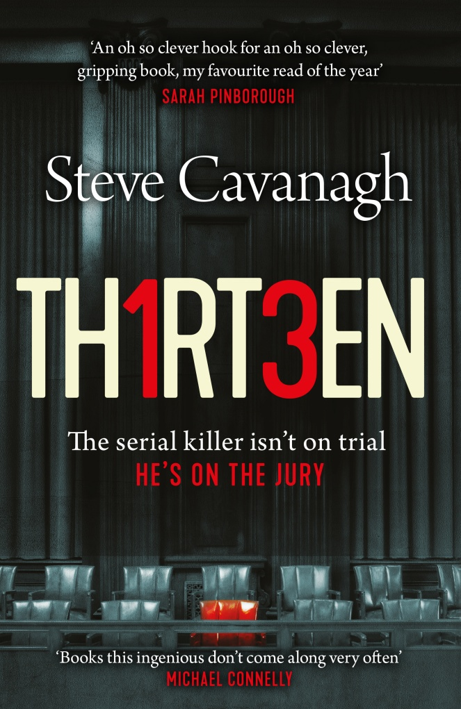 thirteen book cover