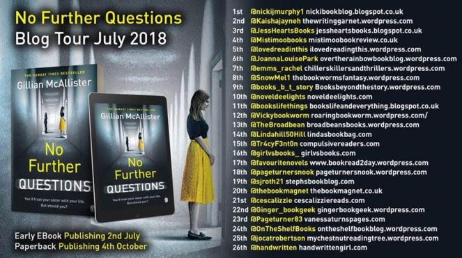 No Further Questions blog tour.jpg_large