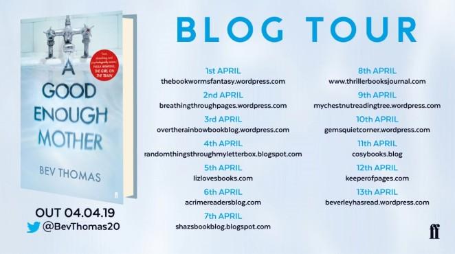 a good enough mother blog tour